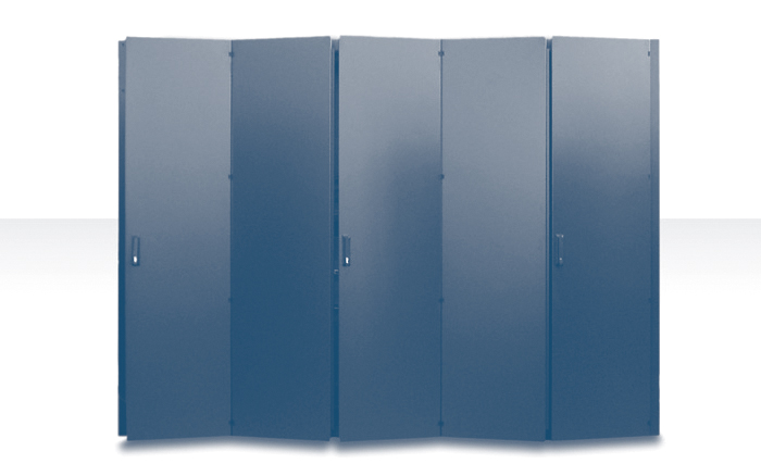 Switch cabinets/operator panels